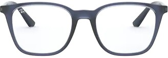 Ray-Ban RB7177 Square Frame Glasses