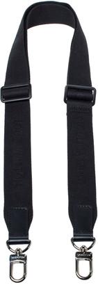 Louis Vuitton Black Canvas Shoulder Bag Strap