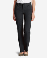 Eddie Bauer Curvy StayShape® Stretch Twill Pants