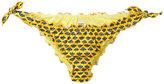 MC2 Saint Barth Moon bikini top - women - Polyamide/Spandex/Elastane - S