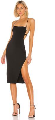 NBD Becky Midi Dress