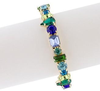 Saachi Dynasty Crystal Cuff Bracelet