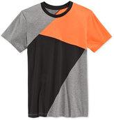 Armani Exchange Men's Colorblocked Crew Neck T-Shirt