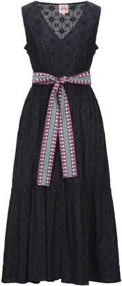 Le Sirenuse Positano 3/4 length dresses