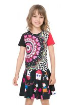 Desigual Girls' Dress Kinshasa, Sizes 5-14 (13/14)