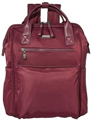 Baggallini Soho Backpack (Black) Backpack Bags
