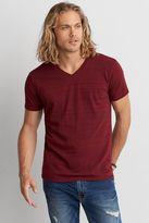 American Eagle Outfitters AE Short-Sleeve V-Neck T-Shirt