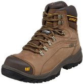 Caterpillar Men's Diagnostic Hi Cut Cap Soft Toe Waterproof Boot