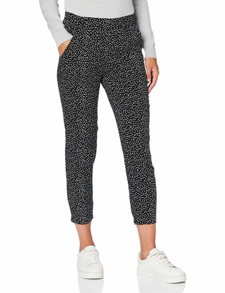 Tom Tailor Women's Loose Fit Style Slacks