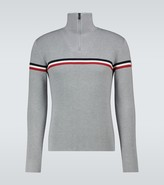 Thumbnail for your product : Fusalp Wengen half-zipped sweater