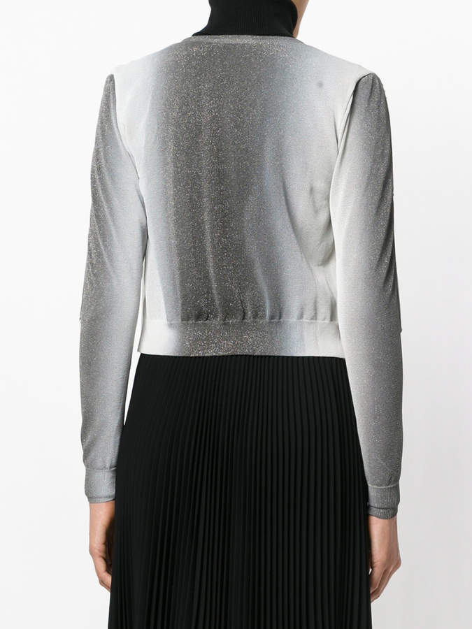 Aviu cropped studded jacket