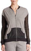 Portofino Zip-Front Jacket