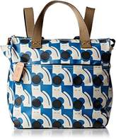 Orla Kiely Poppy Cat Print Small Backpack