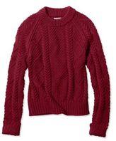 L.L. Bean Women's Signature Cotton Fisherman Sweater