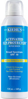 Kiehl's Women's Activated Sun Protector Lotion Spray SPF 50