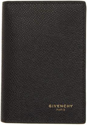Givenchy Black Business Card Holder