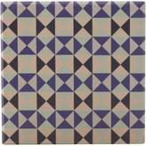 Maxwell & Williams Medina Saidia Ceramic Square Tile Coaster, 9cm