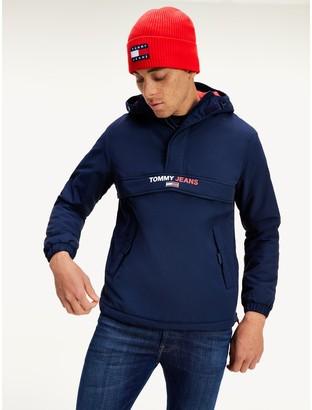 Tommy Hilfiger Recycled Nylon Popover Jacket