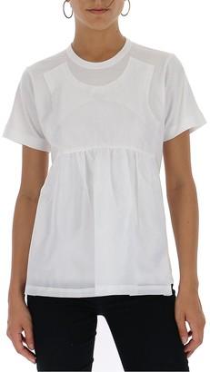 Comme des Garçons Comme des Garçons Peplum T-Shirt