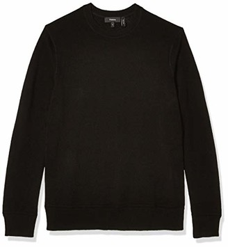 Theory Men's Hilles Crew Cashmere