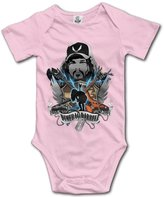 VBE104 Electric Guitars Dimebag Darrell Baby Onesie Toddler-bodysuits