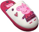 Peppa Pig Girls / Kids Cute Pink and Youth Non Skid Slippers with Grip