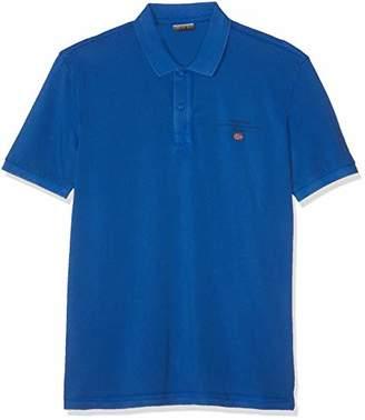 Napapijri Men's Elbas 2 Polo Shirt, (Skydiver Blue Bc5)