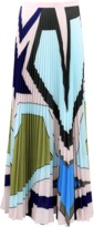 Mary Katrantzou Pelar Star Print Skirt