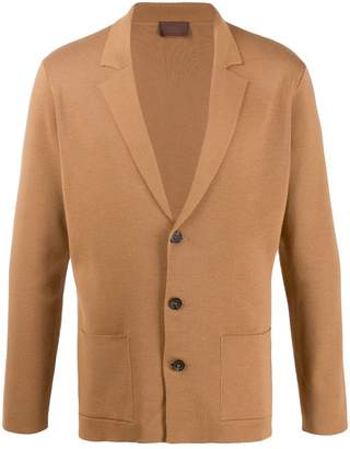 Altea spread collar cardigan