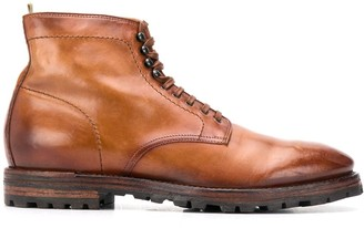 Officine Creative Aspen ankle boots