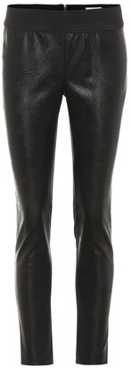 Stella McCartney Darcelle faux leather leggings