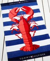 Tommy Hilfiger Lobster Cabana Beach Towel