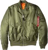 Alpha Industries Men's MA-1 Bomber Flight Jacket