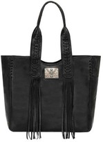 American West Women's Mohave Canyon Large Zip-Top Tote