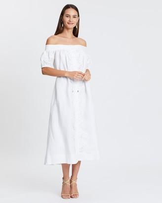 Lover Maya Midi Dress
