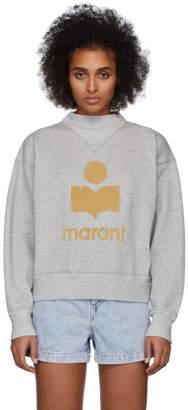 Etoile Isabel Marant Grey Moby Inactif Sweatshirt