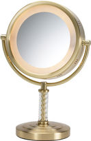 JERDON Jerdon Style Lighted Tabletop Mirror