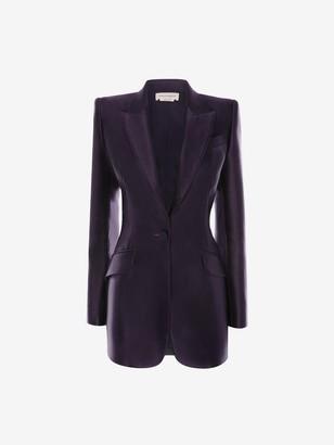 Alexander McQueen Double Duchesse Jacket