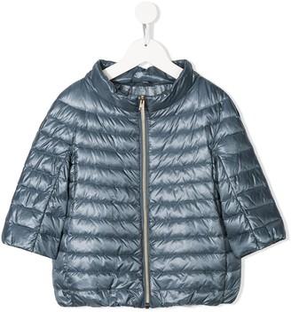Herno Zipped Padded Jacket