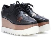 Stella McCartney Elyse platform Derby shoes
