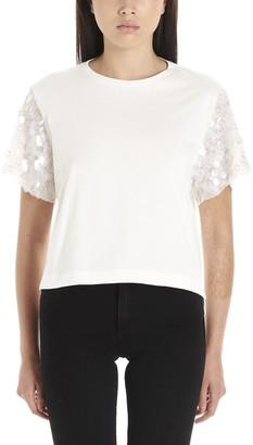 Pinko Maxi-Sequins T-Shirt