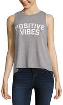 Fifth Sun Positive Vibes Tank - Junior