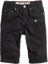H&M Clamdiggers - Black - Kids
