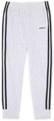 adidas Girl's Velour Jogging Pants