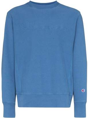 Champion logo-embroidered jumper