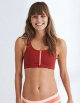 aerie Move Zip-Front Sports Bra