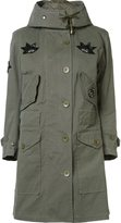 Figue military style field jacket - women - Cotton - XL