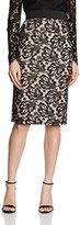 Coast Women's Marbella Lace Pencil Skirt