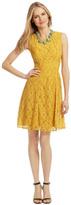 BCBGMAXAZRIA Countryside Sunrise Dress