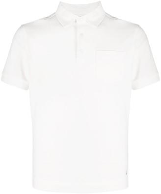 C.P. Company One Pocket Short-Sleeved Polo Shirt